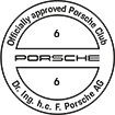 Officially approved Porsche Club 6